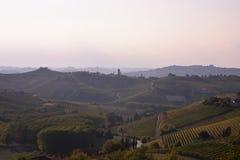 Horizontal italien Photo libre de droits