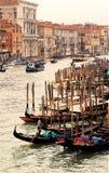 Horizontal italien de ville Photo libre de droits