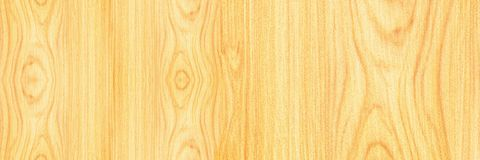 horizontal laminate wood texture for pattern and background Royalty Free Stock Images