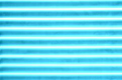 Horizontal lines pattern, blue. Parallel bright color stripes background, texture light and shadows Stock Photo