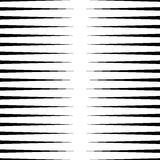 Horizontal lines repeatable geometric pattern. Stripes, streaks Royalty Free Stock Image