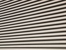 Horizontal Louvers. For ventilation purposes Royalty Free Stock Photo