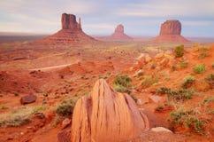 Horizontal magnifique de l'Utah Images libres de droits