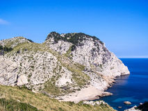 Horizontal Majorque Photographie stock