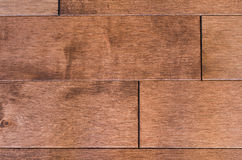 Horizontal Maple Flooring Texture Royalty Free Stock Image