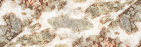 Horizontal marble texture for pattern and background Royalty Free Stock Photos