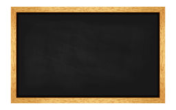 Horizontal menu chalkboard for cafes and restaurants. Royalty Free Stock Photo