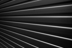 Horizontal Metal Stripe Background Royalty Free Stock Images