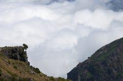 Horizontal montagneux photos libres de droits