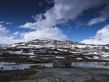 Horizontal montagneux de Milou image stock