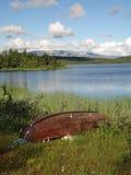 Horizontal Norvège de Beaitiful Images stock