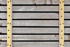 Horizontal pale wood Stock Photos