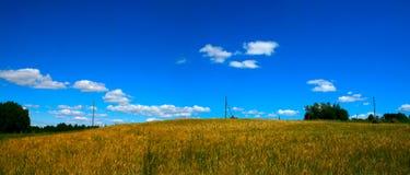horizontal panoramique Photographie stock