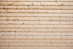 Fencing with horizontal pattern Royalty Free Stock Images