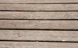 Horizontal photo of a worn down wooden Stock Photos