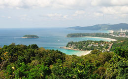 Horizontal phuket Images stock