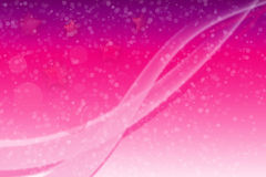 Horizontal pink digital background with white Royalty Free Stock Image