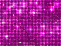 Horizontal pink   mosaic Stock Photo