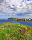Horizontal pittoresque Photo stock