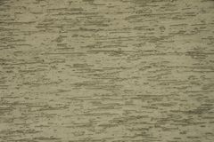 Horizontal plaster grunge wall background. Overlay grainy texture for your design. Brown decorative stucco with craquelure Royalty Free Stock Image