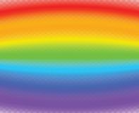 Horizontal rainbow background. A natural pattern from the rainbow. Royalty Free Stock Photos