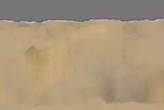 Horizontal  ripped paper for background. Made in 2d software Royalty Free Stock Images