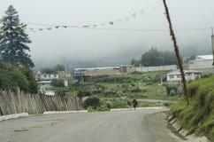 Horizontal rural photographie stock libre de droits