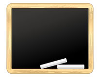 Horizontal school board Royalty Free Stock Photo