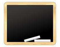 Horizontal school board Royalty Free Stock Photo