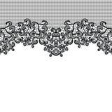 Horizontal seamless background Stock Image