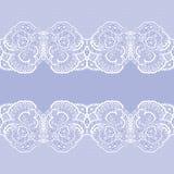 Horizontal seamless background Stock Images