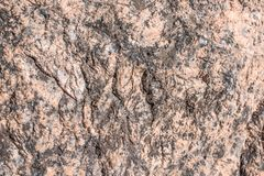 Stone texture or background. Raw granite Royalty Free Stock Photography