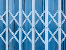 Horizontal Shutter Doors Royalty Free Stock Photos