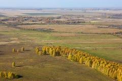 horizontal Sibérie Image libre de droits