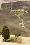 Horizontal sicilien Images libres de droits