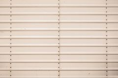 Industrial background corrugated metal. royalty free stock photo