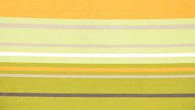 Horizontal striped fabric. Textile. Royalty Free Stock Photography