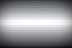 Horizontal stripped background black and white with vignette Stock Images