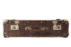 Horizontal Suitcase Stock Photography