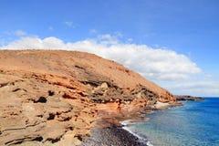 horizontal Tenerife Photographie stock