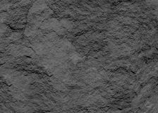 Horizontal Texture of The Black Slate Background Royalty Free Stock Photo