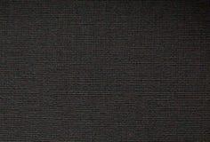 Horizontal texture of coarse dark fabric Royalty Free Stock Images