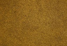 Horizontal Texture of Golden Brown Tarmac Floor Texture Background Royalty Free Stock Photos