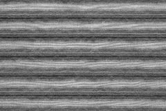 Horizontal texture of striped fabric gray color Stock Images
