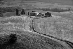 Horizontal toscan photographie stock