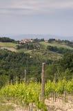 Horizontal toscan Photographie stock libre de droits