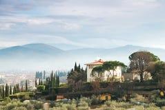 horizontal Toscane Image stock