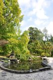 Horizontal tropical Images libres de droits
