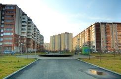 Horizontal urbain Photographie stock libre de droits