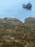 Horizontal urbain Photo libre de droits